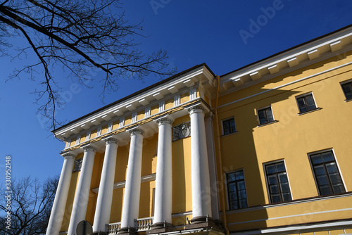Photo Architecture of Saint-Petersburg, Russia. Admiralty building.