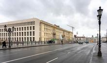 Baustelle Humboldt Forum In Be...