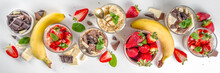 Set Fruit Overnight Oatmeal