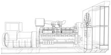 High Voltage Industrial Standb...