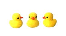 Collection Of Yellow Doll Duck...