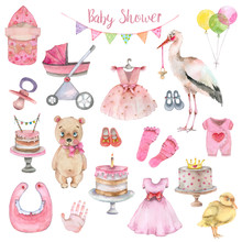 Baby Shower Set