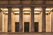 Fassade Neue Wache Gedenkstätte in Berlin