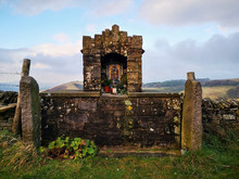 A Roadside Shrine At Goyt's L...