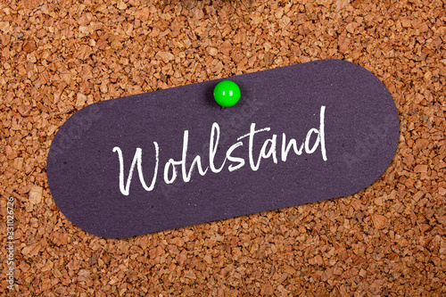 Photo Wohlstand