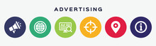 Vector Concept Of Advertising ...
