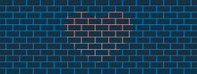 Blue Mosaic Background Vector ...