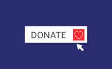 Donate Button Icon12