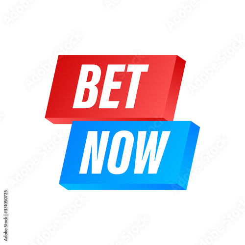 Bet now Slika na platnu