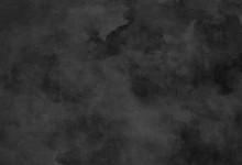 Black Watercolor Background Te...