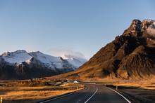 Islandia Droga