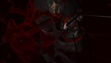 Human Skull With Dark Background. Death, Horror, Anatomy And Halloween Symbol. 3d Rendering, 3d Illustration