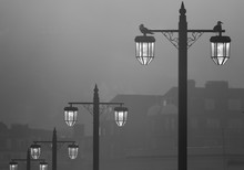 Street Lights In Town Of Sidmo...