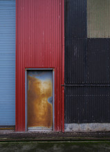 Colorfully Painted Warehouse E...