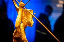 Tutamkhamun Tomb Museum, Ancient Egypt