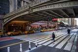 Fototapeta Nowy Jork - Coronavirus Outbreak New York