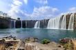 原尻の滝 大分県豊後大野市 Harajiri waterfall Ooita Bungoo-no city