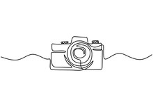 One Line Digital Camera Design...