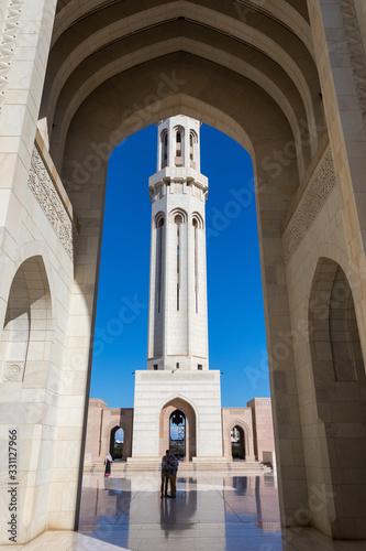 Fotografia, Obraz Muscat, Oman