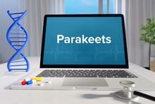 Parakeets – Medicine/health..