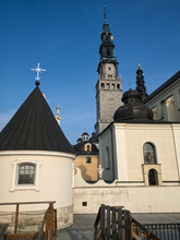 Budynki Klasztoru Jasnogórski...