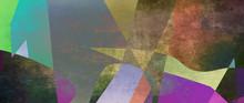Abstrakt Farbtöne Farbflächen Texturen Formen