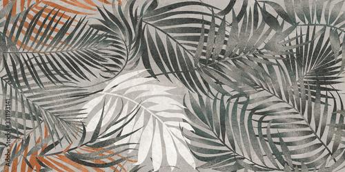do-salonu-wzor-z-tropikalnymi-liscmi