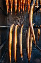 Delicious Eel Freshly Smoked F...
