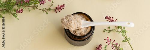 Obraz na plátně Hygiene bath product