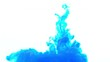 4K, Colorful drops in water, abstract color mix, drop of Ink color mix paint falling on water Colorful ink in water, 4K footage,