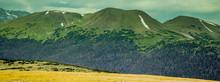 Mountain Range Rocky Mountains...