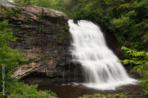 Muddy Creek Falls, Swallow Falls State Park, Maryland