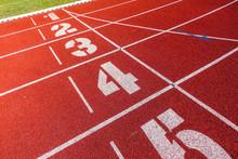 Sport Running Track For Runnin...