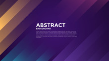 Abstract Shapes Polygonal Back...