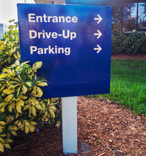 Entrance Area Parking And Driv...