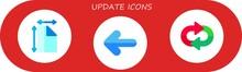 Update Icon Set
