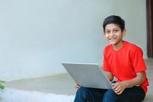 Cute Little Indian/Asian Boy S...
