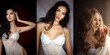 Portrait of beautiful asian sexy girl with long hair using as background woman sexy beauty fashion people model concept.