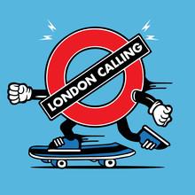 London Underground Signage Sym...