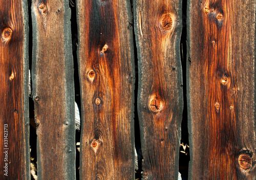 una bella texture creata con varie tonalità del legno Wallpaper Mural