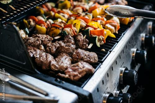 Fototapeta Barbecue obraz