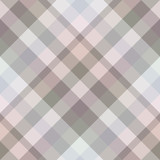 Seamless pattern in great cozy pastel  colors for plaid, fabric, textile, clothes, tablecloth and other things. Vector image. 2 - 331436919