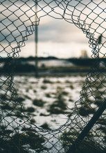Fence Hole