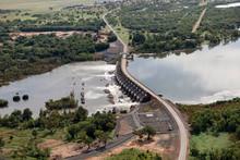 Diversion Dam, Saltwater Crocodiles