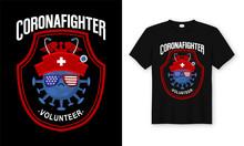 Coronafighter Volunteer Nurse ...