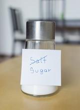 Sugar Shaker Mistaken For Salt...