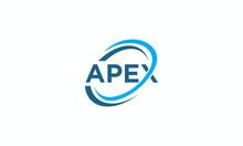 Apex Symbol Vector Logo Design...