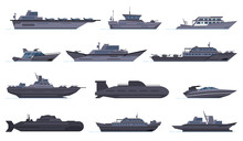 Military Ships. Battle Combat ...