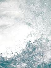 Water Swirls And Splashes 2