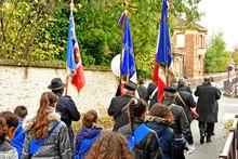 Es Mureaux; France - November ...